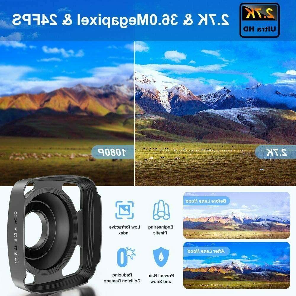 Video Ultra 36MP Camera for IR Night