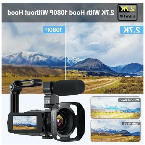 Video Ultra Camera, 36MP Vis