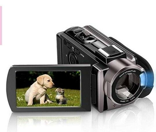 video camera camcorder hd 1080p 24 0mp