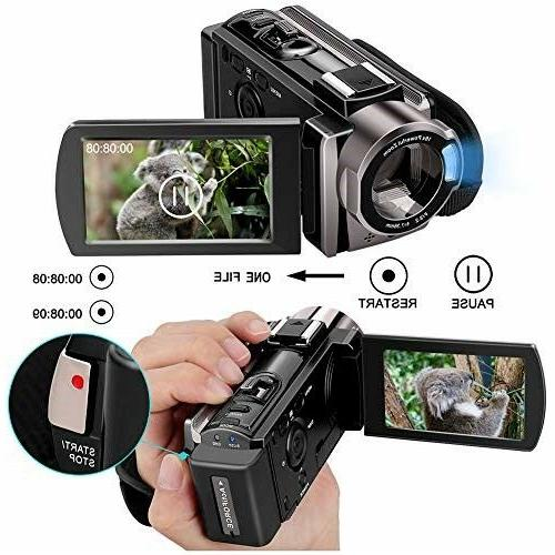 Video Camera Camcorder HD 3.0 inch