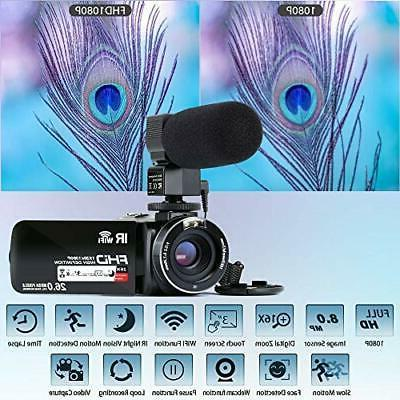 Video IR Night 1080P YouTube Cam