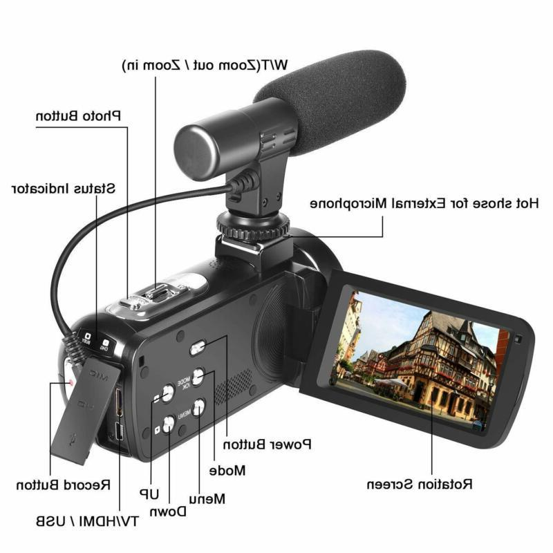 Camera with MicrophoneFull 1080p