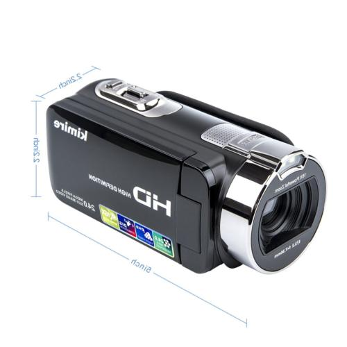 Vlogging Camera Video Camera Camcorder Digital Recorder,Kimi