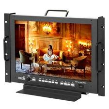"Ikan VXF17 17"" Full HD 3G-SDI/HDMI Rackmount LCD Monitor for"