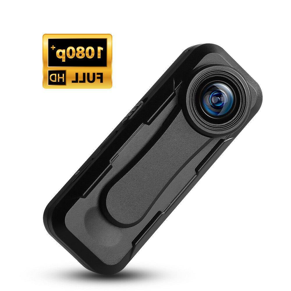 BOBLOV W1 Small 1080P+ Camera Recording