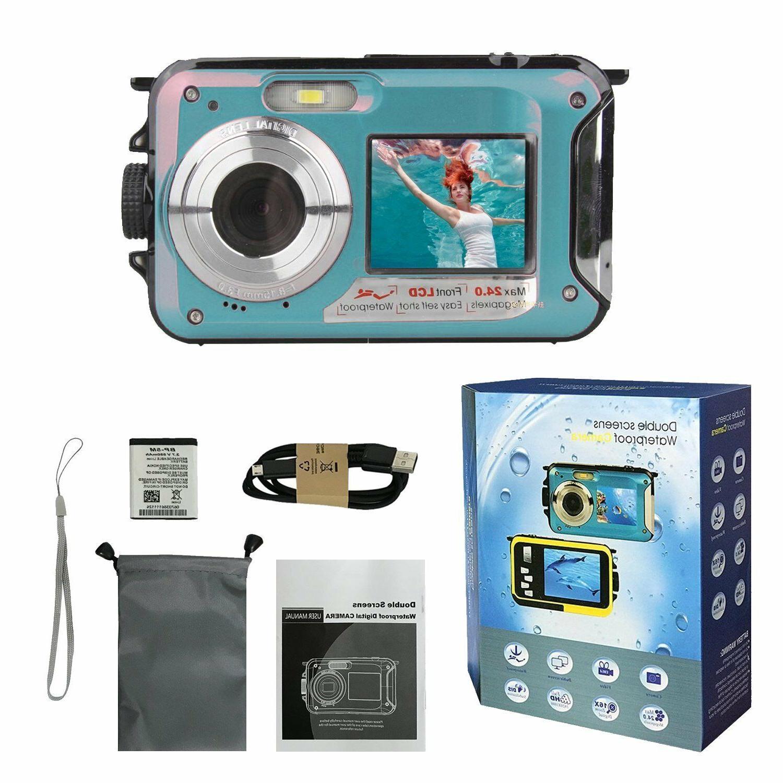 Waterproof Underwater Digital Cameras,Digital Rec