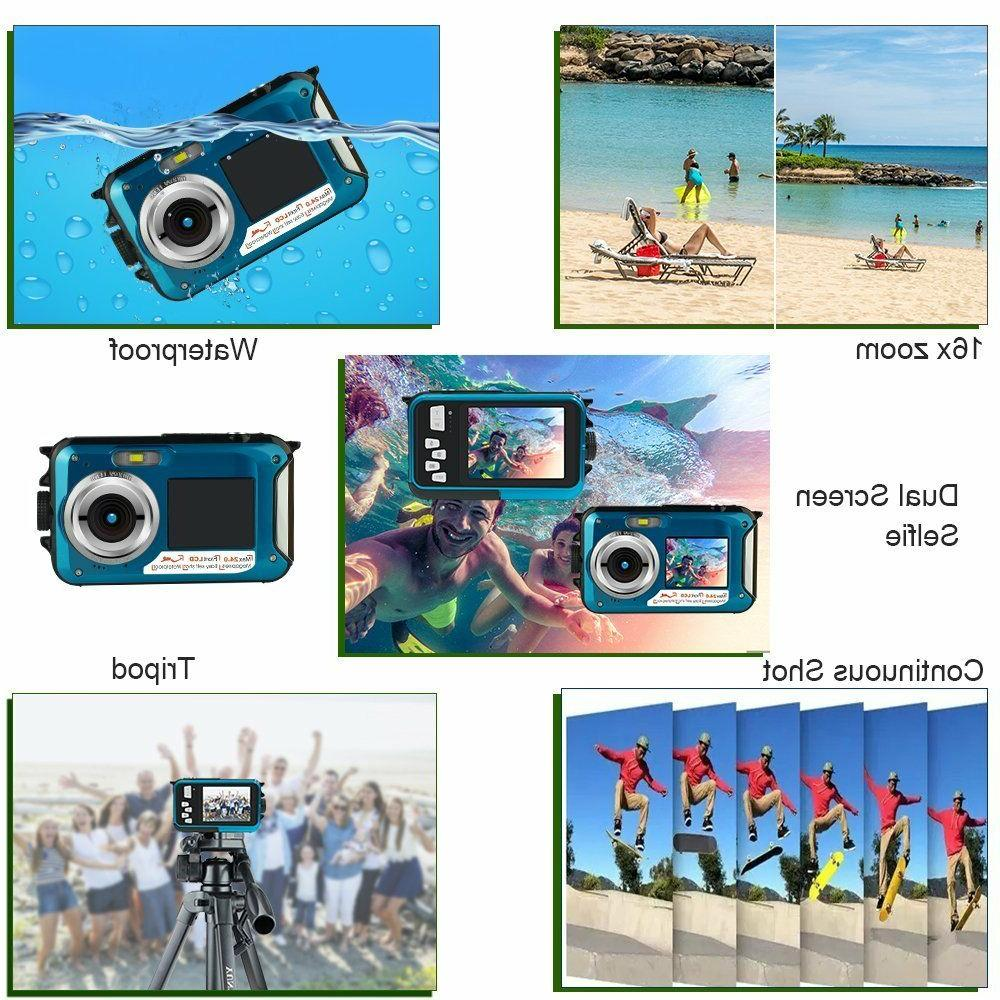 Waterproof Digital Cameras,Digital Rec
