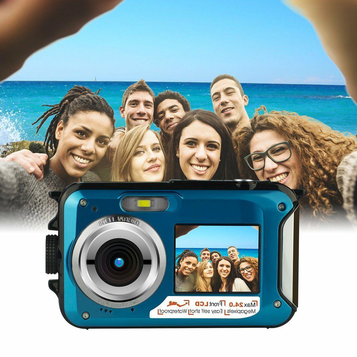 Waterproof Underwater Digital Cameras,Digital Video Rec