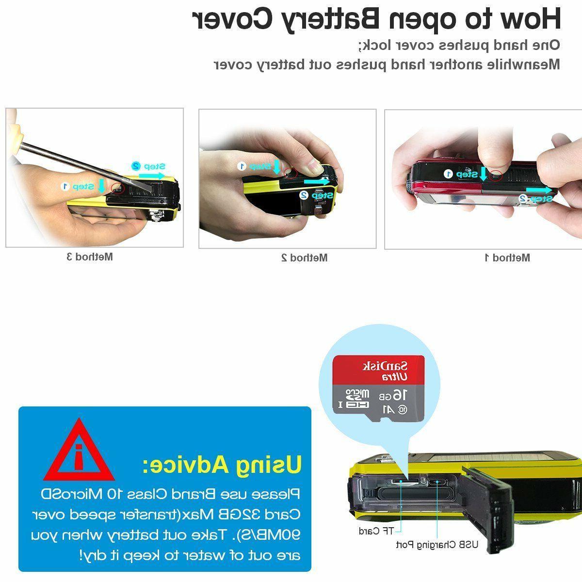 Waterproof Digital Cameras,Digital Cameras Waterproof Rec