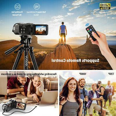 WiFi 4K FHD Digital Video 1080P 24MP