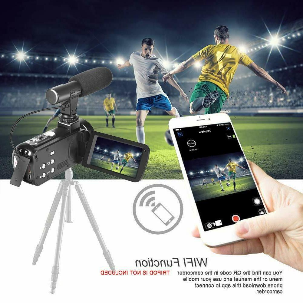 LESHP IPS 24MP Video Camera &