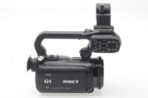 Canon HD 64GB Professional Camcorder Camera #898
