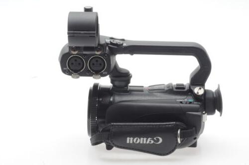 Canon HD Professional Camcorder Video #898