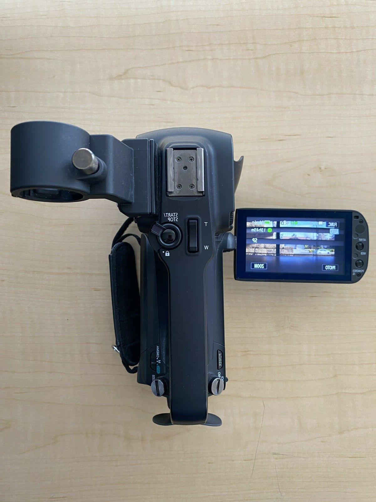 Canon XA10 Professional HD Video Camera in Excellent Condition