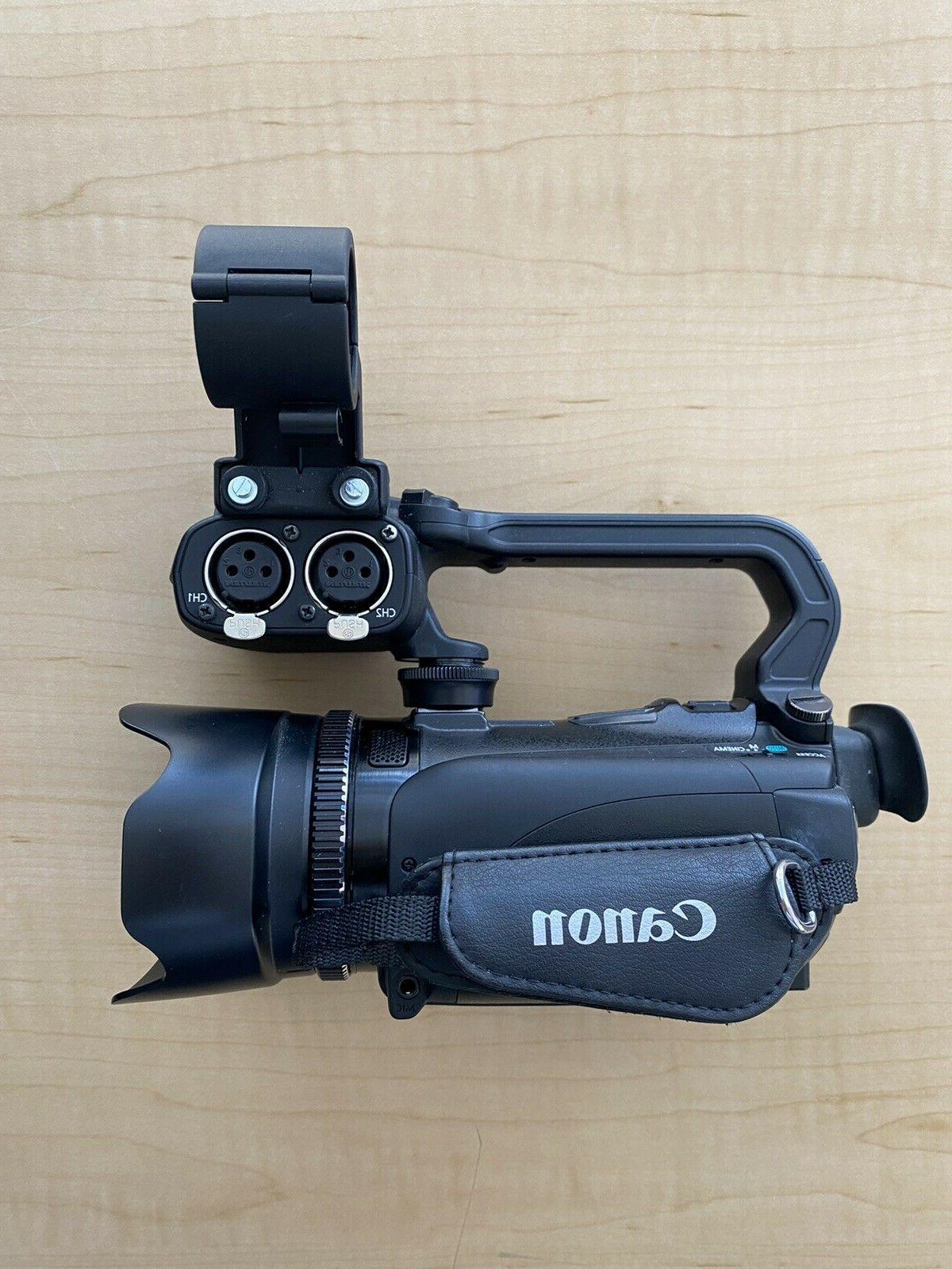 Canon Video Camera Condition with