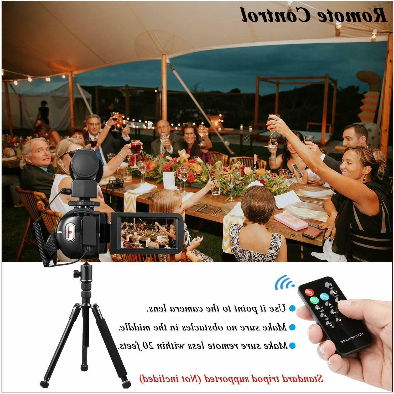 YouTube Vlogging Video Camcorder Full 24MP IR Night