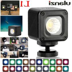 Ulanzi L1 Diving Light Mini LED Video Camera Fill Light Lamp