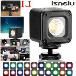 Ulanzi L1 Diving Light Mini LED Video Camera Fill Light Lamp