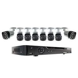 Lorex LHV10082TC8PM 720p 8-Camera Security System with 2TB D