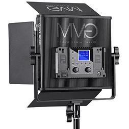 GVM Led Video Lights Panel with Memory Function Bi-Color 230