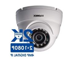 Lorex LNE4172 4MP High Definition IP Camera with Color Night
