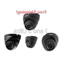 Lorex LNE4422B 4MP IP HD Dome Camera with Color Night Vision