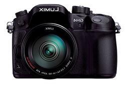 Panasonic LUMIX GH4 DMC-GH4H-K Mirrorless SLR, 14-140mm Lens