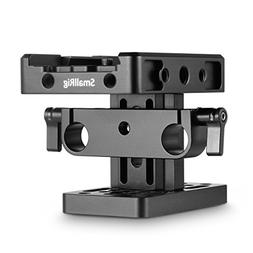 SmallRig LWS 15mm Rail Riser Support System Baseplate  with