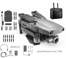 DJI Mavic 2 Zoom With Smart Controller and Fly More Kit Bund