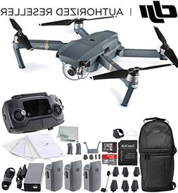 DJI Mavic Pro Collapsible Quadcopter Drone Ultimate Backpack