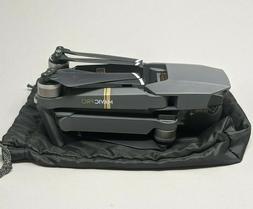 DJI Mavic Pro 4K Video Camera Quadcopter Drone ONLY - Flies