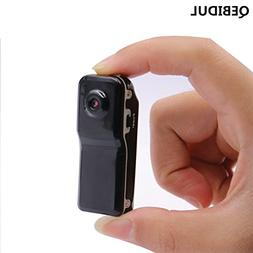 QEBIDUL MD80 Mini DV DVR Camera Camcorder Video Recorder For