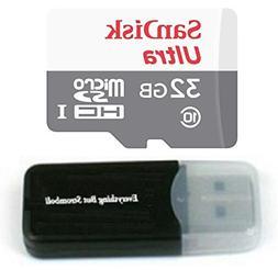 Sandisk Micro SDXC Ultra MicroSD TF Flash Memory Card 32GB 3