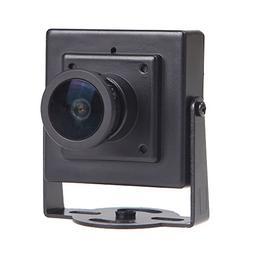 "Jrelecs Mini HD 700TVL 1/3"" CMOS 2.1mm Wide Angle Lens CCTV"