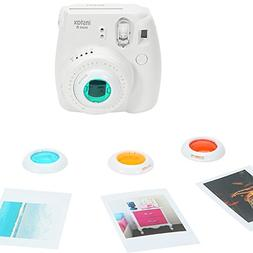 Katia Mini 9 Instant Camera Lens Effects Filters for Fujifil