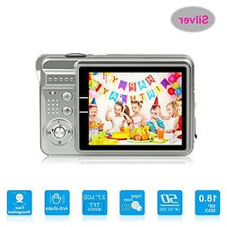 HD Mini Digital Camera with 2.7 Inch TFT LCD Display, Digita