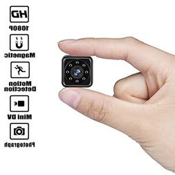 Mini Camera - Hidden Cameras - Spy Cam - HD 1080P Portable V