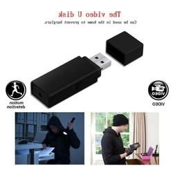 Mini Camera USB Flash Drive Hidden Cameras No Hole Lens Vide