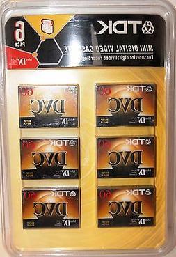 TDK Mini Digital Video Cassette