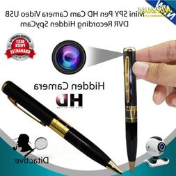 Mini DV DVR Hidden Spy HD Pen 1280*960 Video Camera Recorder