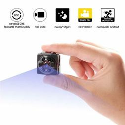 Mini HD Spy Hidden Camera 1080P Motion Night Surveillance Sm