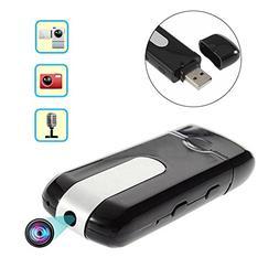 Cainda Mini Hidden Recorder U-Disk Camera 480P with Motion D