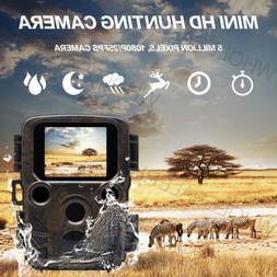 Mini Hunting Video Camera Thermal Night Vision HD Outdoor Se