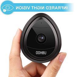 Security Camera, Mini IP Camera with Night Vision 720P HD Ho