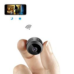 Mini Spy Camera with Watch WiFi Hidden Camera AOBO Wireless
