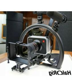 HaloRig MINI Video Camera Stabilizer Steady Cam Support Hand