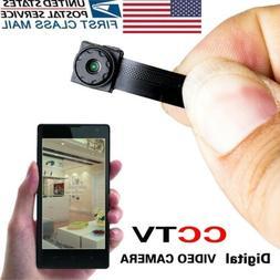 Mini Wireless Pinhole Digital Video Camera WIFI 1080P HD For