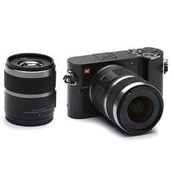 YI M1 4K 20 MP Mirrorless Digital Camera with Interchangeabl