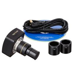 AmScope Still Photo Live Video Microscope USB Digital Camera