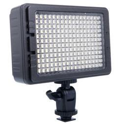 Multi-Functional 5600K/3200K LED Video Light for Sony Canon